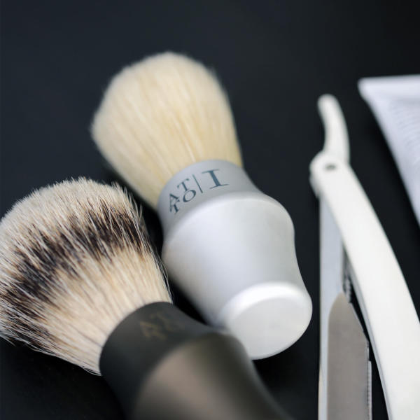 Atto Primo The barber brush made in Italy
