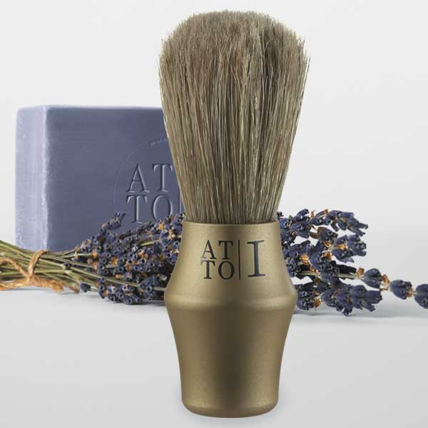 Care and maintenance of shaving brushes